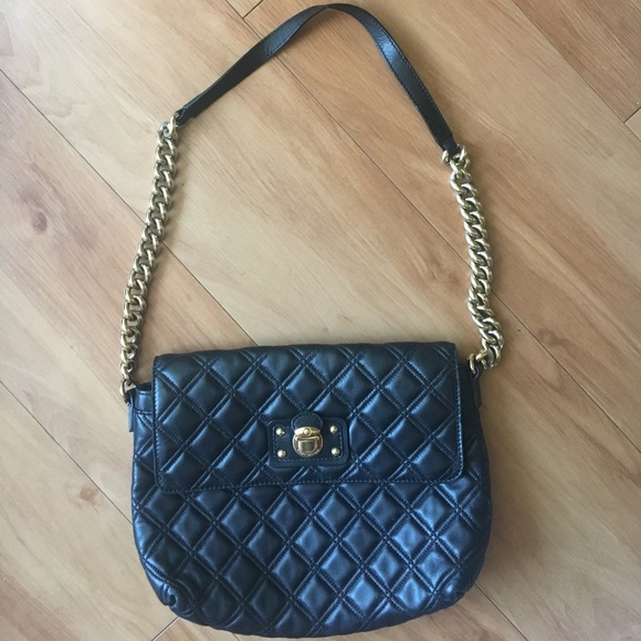 1a41f789ae30 REDUCED Marc Jacobs Quilted Single leather bag. M_591dec2f713fde838b0002ed