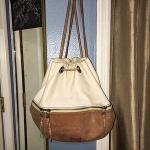 The Sak Handbags - The Sak leather backpack purse