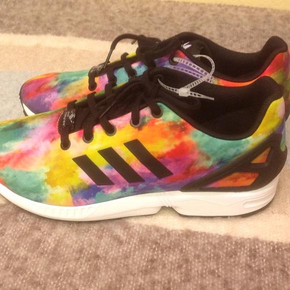 Poshmark Flux Running ShoesTorsion Shoe Adidas Multi Zx nw8PXO0k