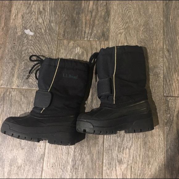 50 Off L L Bean Other Ll Bean Boots Winter Snow Kids