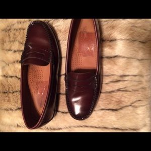 Bass Weejun Penny Loafers