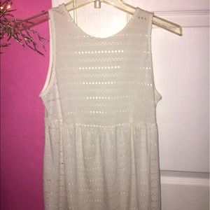 Pins & Needles Dresses & Skirts - Urban Outfitters white babydoll dress