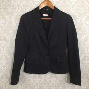 Max & Co. Jackets & Blazers - MAX&Co 12 Black Long Sleeve Blazer Made in Italy