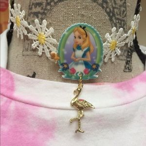 Iron Fist Jewelry - Alice in wonderland choker necklace Kawaii lace