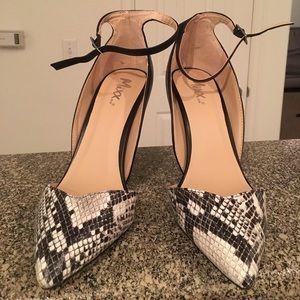 mixx shuz Shoes - Ankle strap heels
