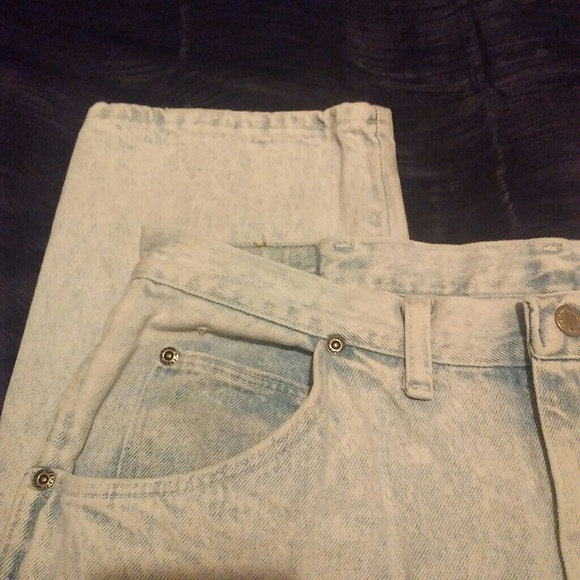 73 off wrangler other made in usa vintage wrangler straight 36x32 jeans from solaimon 39 s. Black Bedroom Furniture Sets. Home Design Ideas