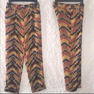 Pants - 🆕 Print Pants, Size Small