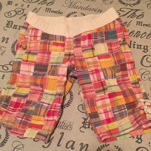 Motherhood Maternity Pants - Motherhood Maternity Bermuda shorts size small