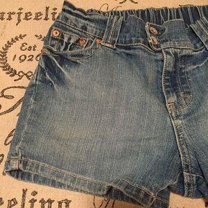 Motherhood Maternity Pants - Motherhood maternity jeans shorts size small