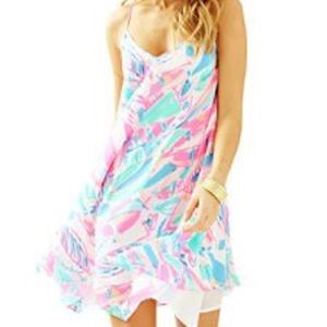 Lilly Clara dress in out to sea