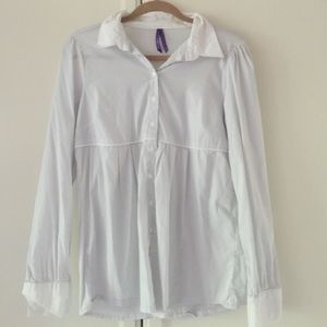 Seraphine Tops - Seraphine maternity button down shirt