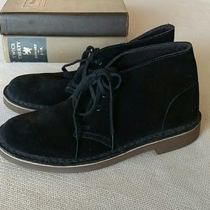 Clarks Other - Clarks Desert Boots Suede Leather