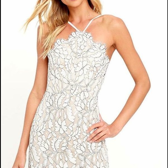 118b655538 Lulu s white lace dress