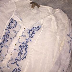 American Vintage Tops - Vintage America Cotton tee size S