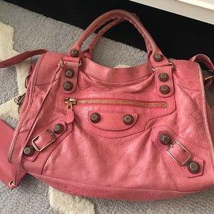 Balenciaga Handbags - PINK BALENCIAGA BAG