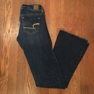 American Eagle Outfitters Denim - American Eagle flare jeans size 2 and Long