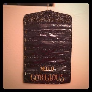 Enchante Accessories Handbags Hanging Hello Gorgeous Jewelry