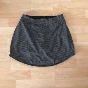 Lola Getts Active Pants - Workout athletic short and skirt combo