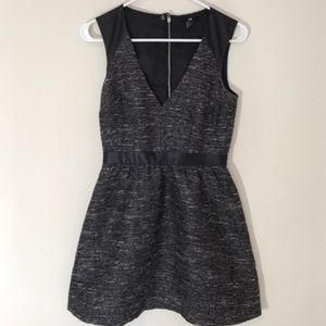 H&m tweeed Dress