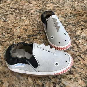 Robeez Other - Toddler's Robeez Soft Sole Dino Dan Shoes