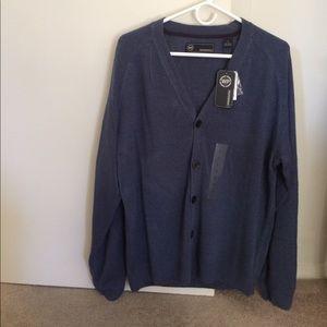 Weatherproof Other - 🆕❤️BNWT men's cardigan sweater