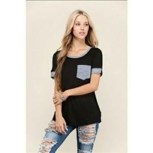 Urban Chic Tops - 🎉🎉🎉HOST PICK🎉🎉🎉 Short Sleeve Tunic