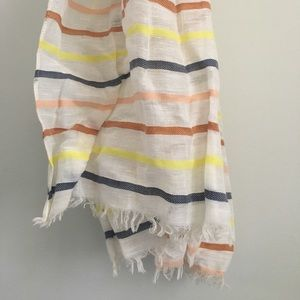 Madewell Accessories - Madewell Linen Scarf