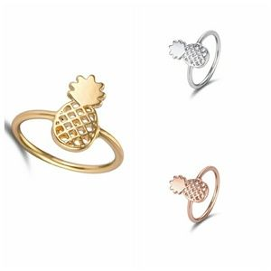 Jewelry - 14k Rose Gold Pineapple Ring