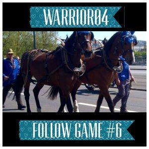 FOLLOW Game #6 for WARRIOR04 Dresses & Skirts - Follow Game #6, please Follow, like, tag friends💙