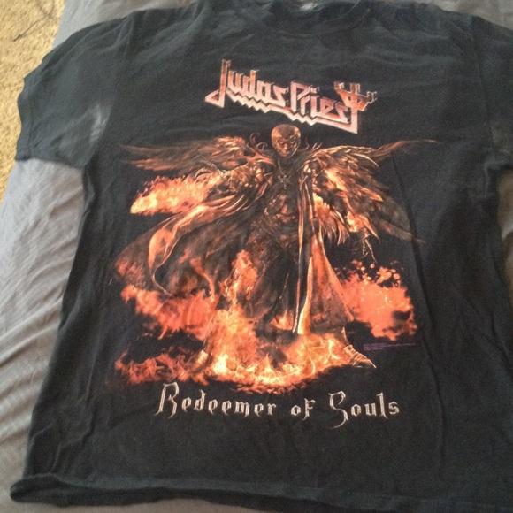 Judas Priest Black T-Shirt 6ada8a579