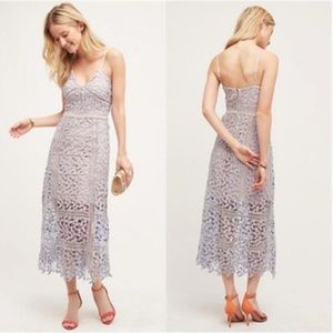 Anthropologie Dresses & Skirts - Anthropologie Elliatt Lace Dress