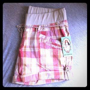 Oh! Mamma Pants - Maternity shorts