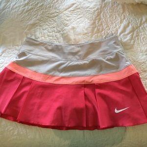 Nike Dri-Fit tennis skirt