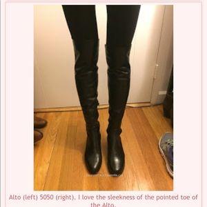 9e9bfc6bd7f Via Spiga Shoes - Via Spiga Alto Over the Knee Boot Size 6.5