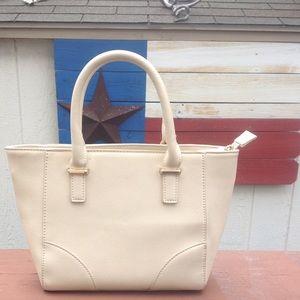 Handbags - Faux leather satchel