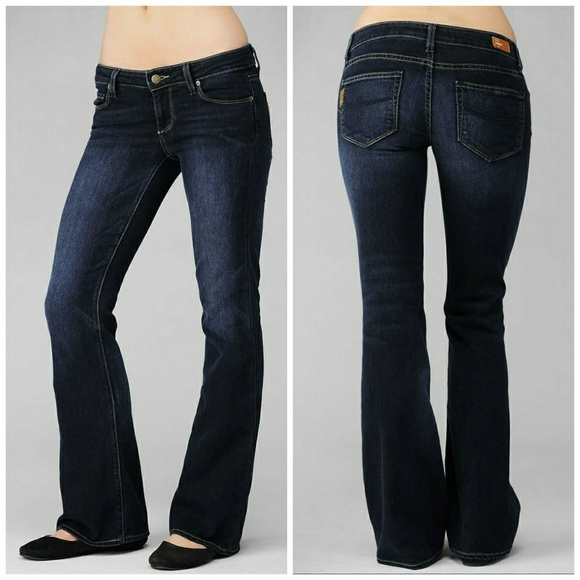 Paige petite bootcut jeans