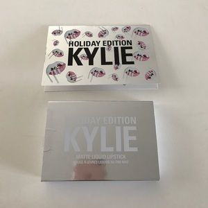 Kylie Cosmetics Other - Authentic Kylie Cosmetics Holiday Mini's