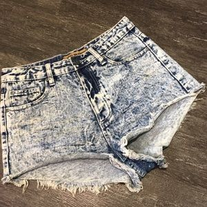 Angel Premium Pants - {angel premium} High-Waisted Shorts