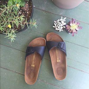 Birkenstock Shoes - Black Birkenstocks