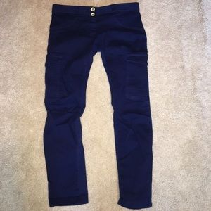Freddy Pants - Freddy wr.up pants with cargo pockets