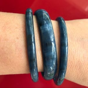 Vintage Jewelry - Vintage bangle bracelet set