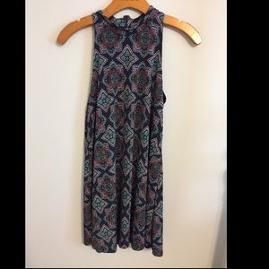 Lucy Love Dresses & Skirts - LucyLove Patterned tunic dress.🌻