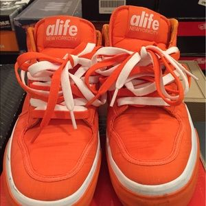 Alife Other - Alife Everybody Mid Orange Parachute