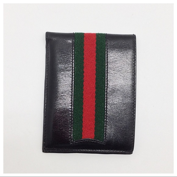 3a417fded93b4d Gucci Bags | Vintage Web Slim Wallet | Poshmark