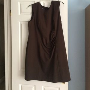 Jones New York Dresses & Skirts - Brown Knit Shift dress