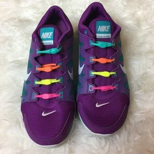 Nike Shoes - Nike FitSole Training Shoe w/ Hickies