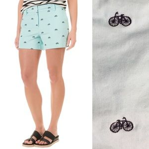 Cambridge Dry Goods Pants - 🆕 Bicycle embroidered shorts Cambridge Dry Goods