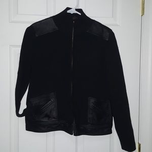 Bandolino Jackets & Blazers - Bandolino Leather Jacket