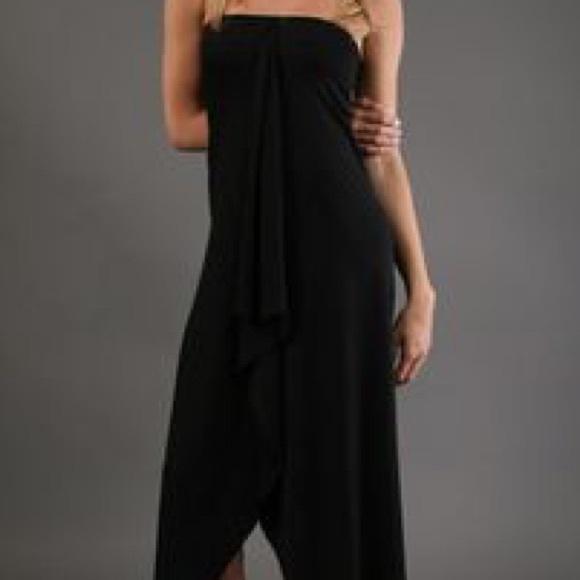 Lotta Stensson Swim Black Dress Cover Up S Poshmark