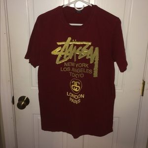 Stussy Other - Stussy t shirt men's size Medium